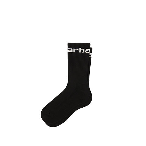 Carhartt WIP Carhartt Socks: Black / Wax - The Union Project