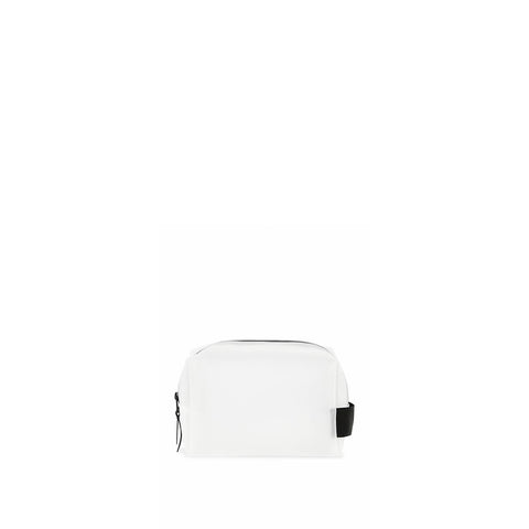 Luggage Rains Wash Bag Small: Foggy White - The Union Project, Cheltenham, free delivery