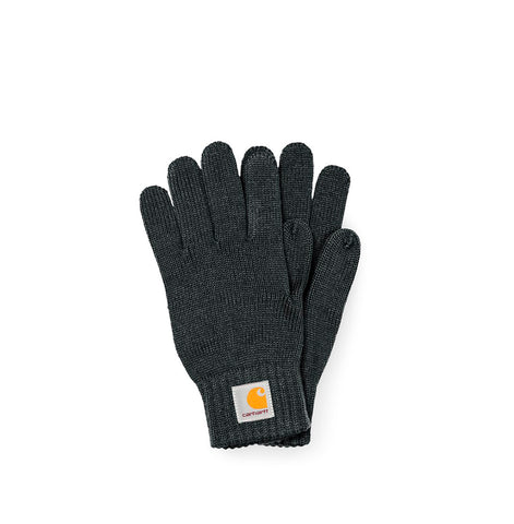 Carhartt WIP Watch Gloves: Blacksmith