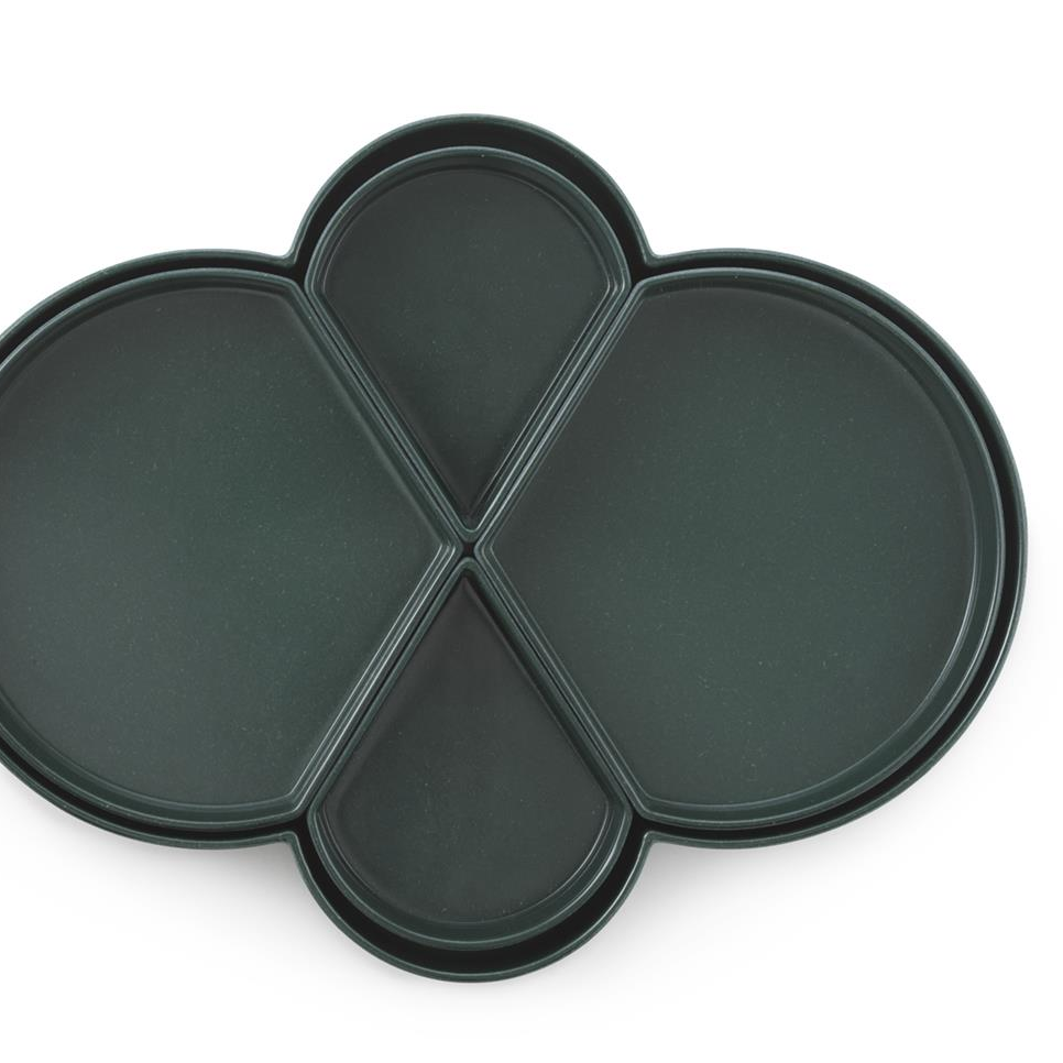 Plates + Bowls Normann Window Tray Set: Dark Green - The Union Project, Cheltenham, free delivery