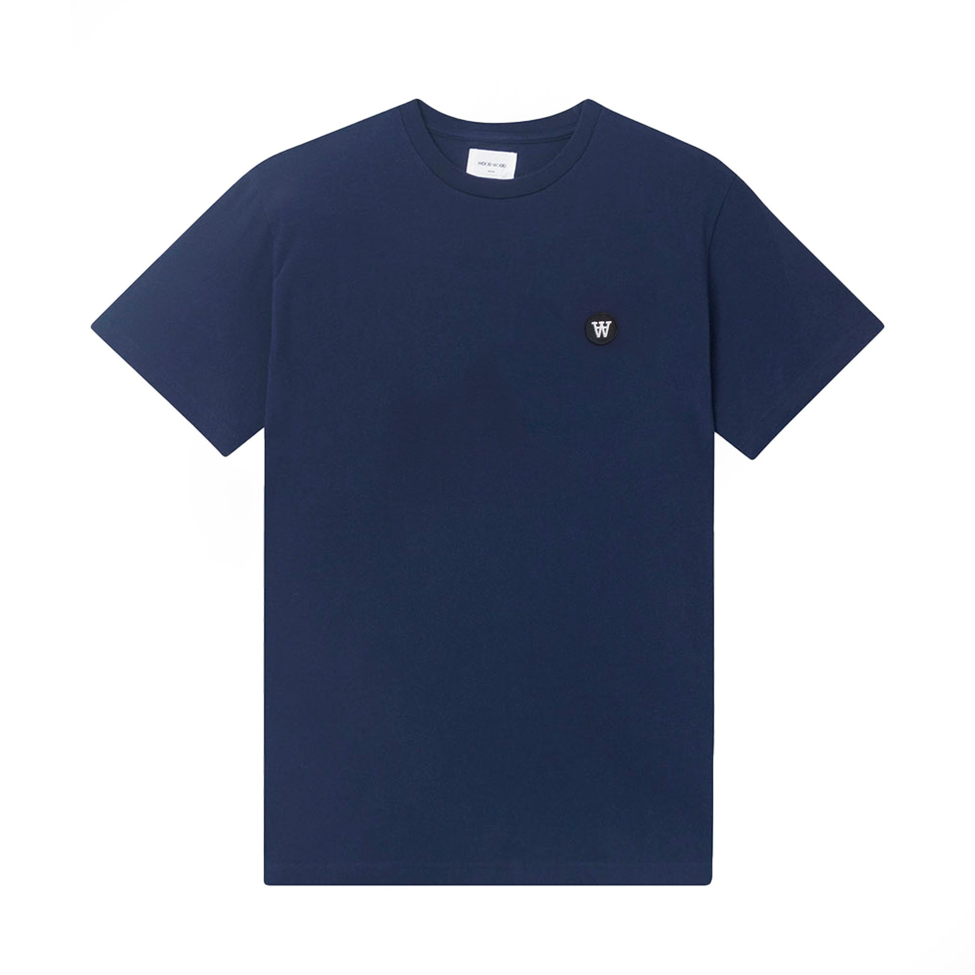 Wood Wood Ace T-Shirt: Navy - The Union Project