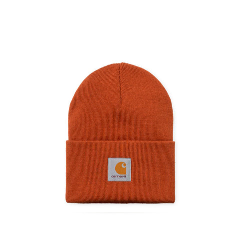 Headwear Carhartt WIP Acrylic Watch Hat: Cinnamon - The Union Project, Cheltenham, free delivery