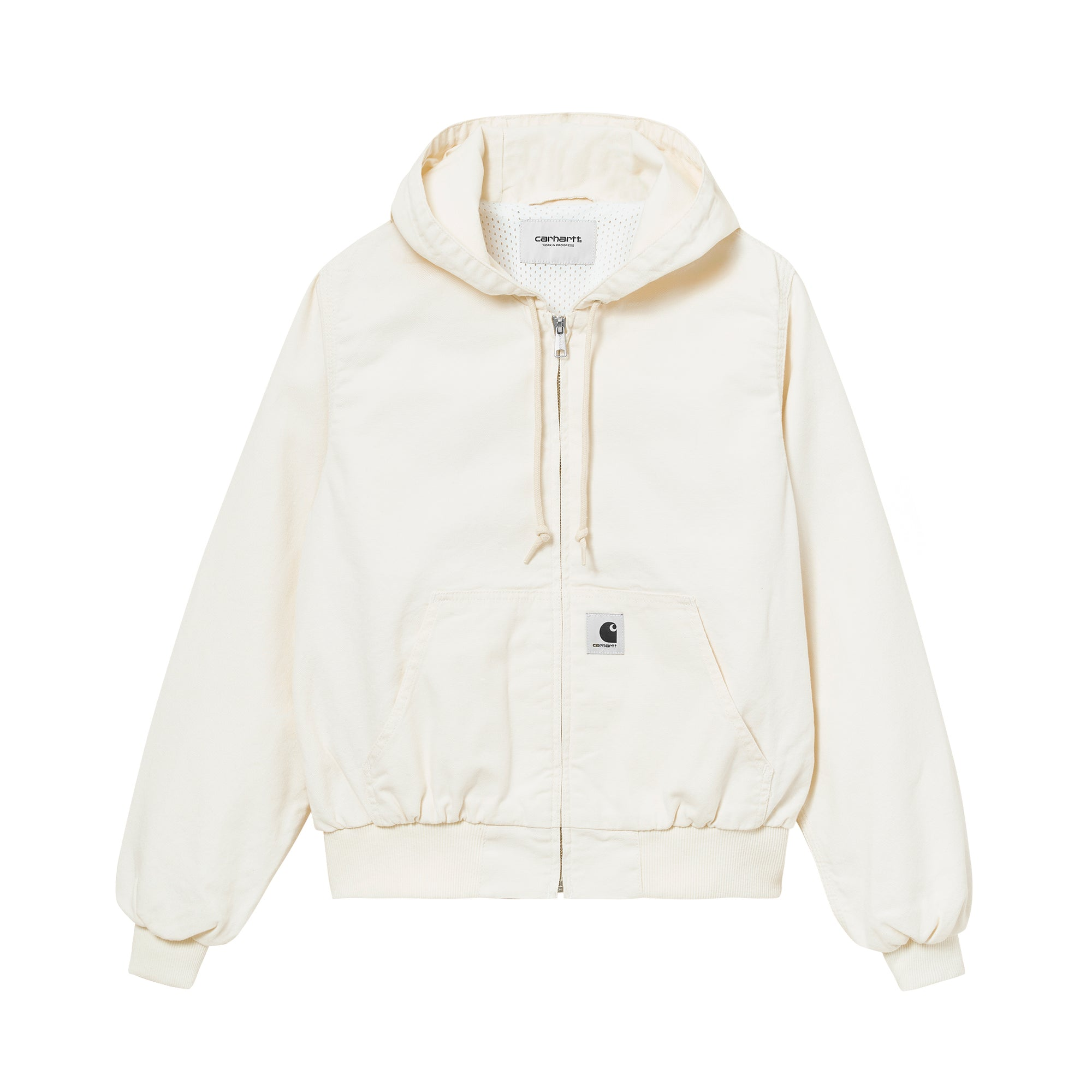 Carhartt WIP Womens Active Jacket: Wax Rinsed - The Union Project