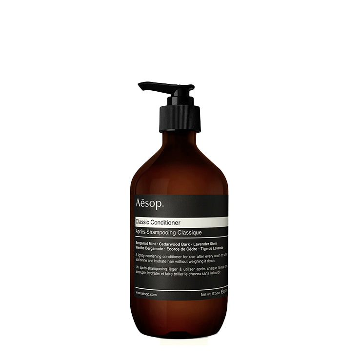 Haircare Aesop Classic Conditioner 500ML - The Union Project, Cheltenham, free delivery