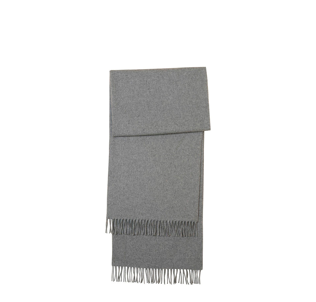 APC Alix Scarf: Heather Grey - The Union Project