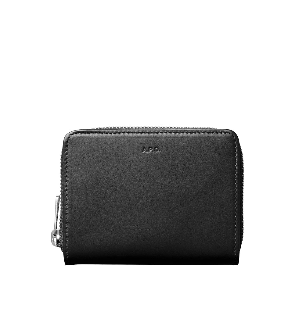 APC Emmanuel Wallet: Black - The Union Project