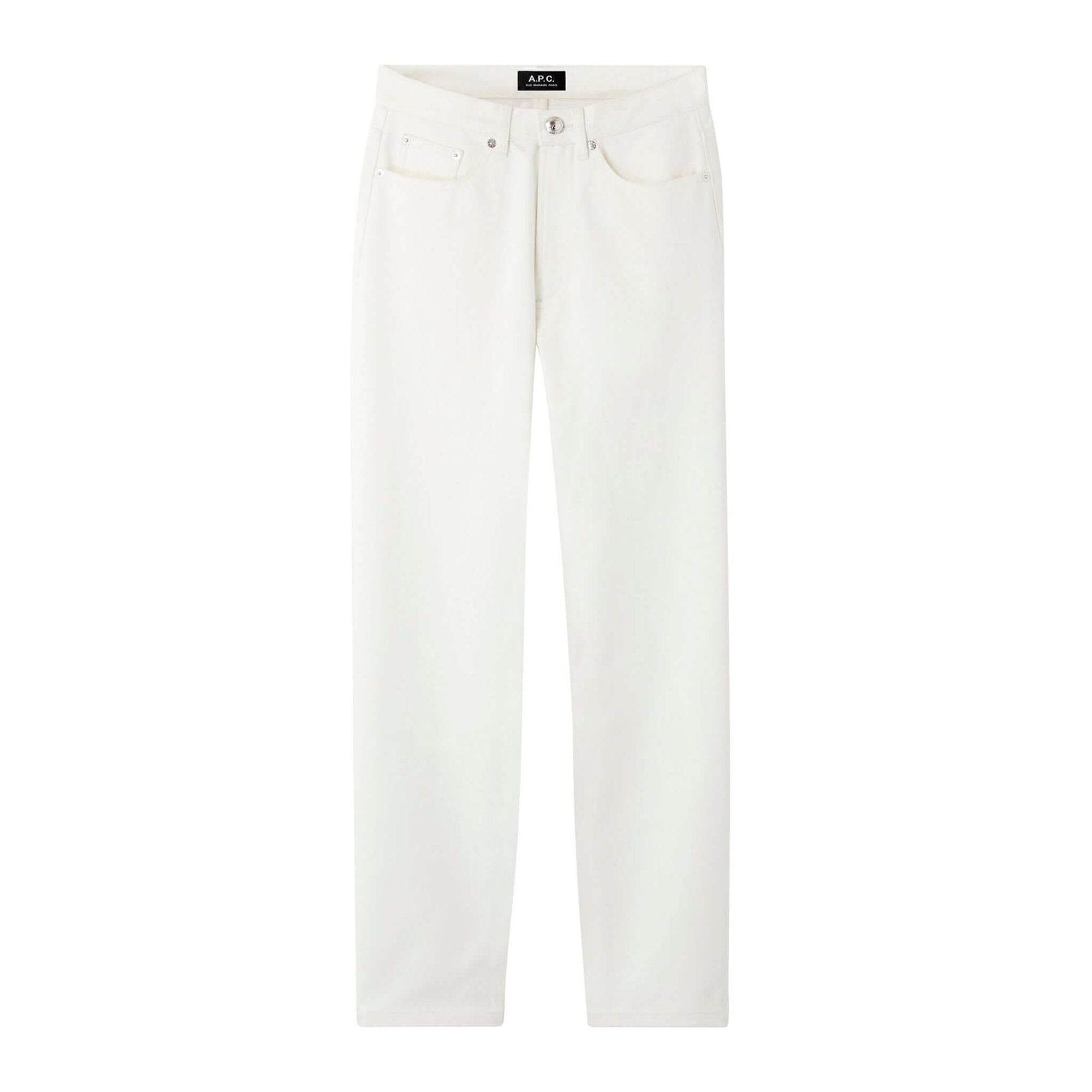 APC Womens Martin Jean: White - The Union Project