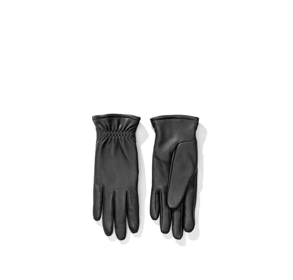 Gloves Norse Projects Women Asa Leather Gloves: Black - The Union Project, Cheltenham, free delivery
