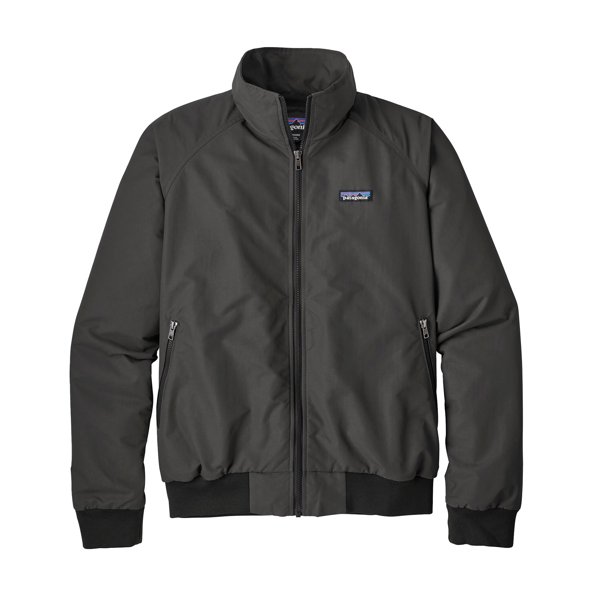 Patagonia Baggies Jacket: Ink Black - The Union Project