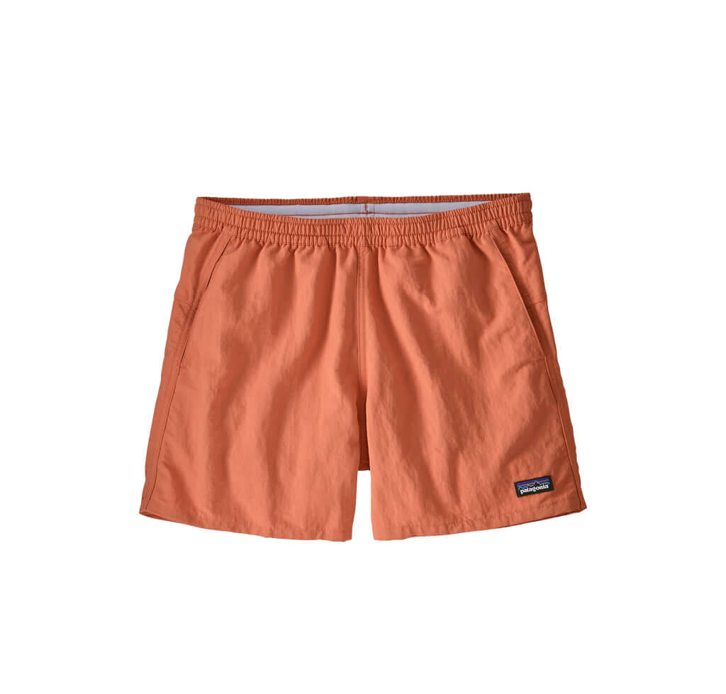 Patagonia Womens Baggies Shorts: Mellow Melon - The Union Project