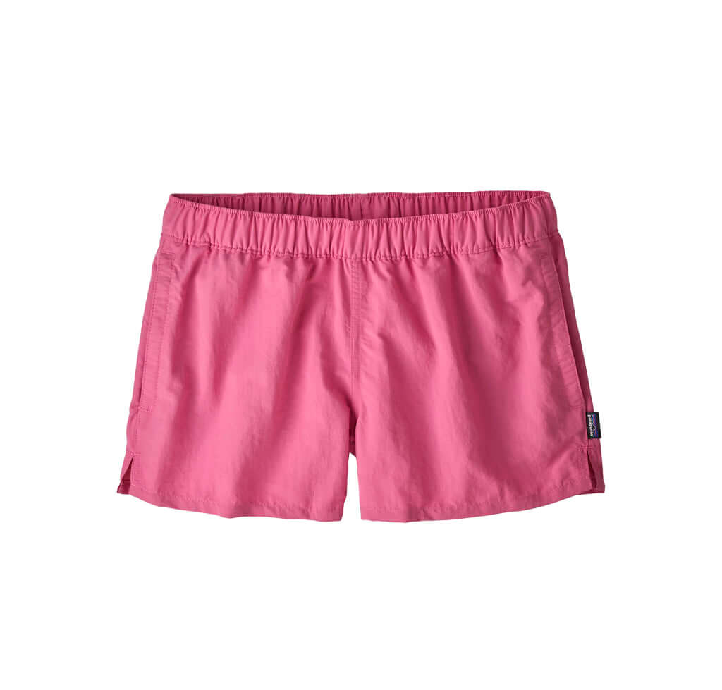 Patagonia Womens Barely Baggies Shorts: Marble Pink - The Union Project