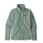 Patagonia Womens Better Sweater Jacket: Gypsum Green