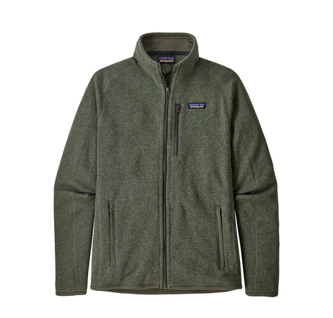 Patagonia Better Sweater Jacket: Industrial Green