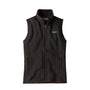 Patagonia Womens Better Sweater Vest: Black