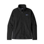 Patagonia Womens Better Sweater Jacket: Black
