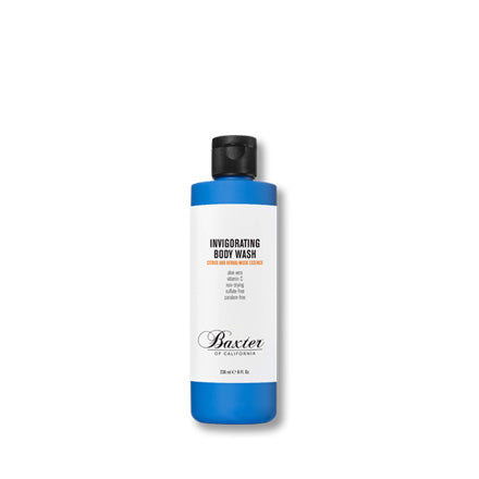 Grooming Invigorating Body Wash: Citrus/Herbal Musk - The Union Project