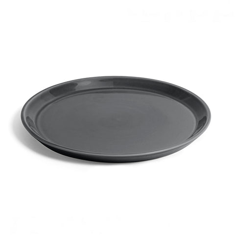 Plant Pots + Vases HAY Botanical Family Saucer XL: Anthracite - The Union Project, Cheltenham, free delivery