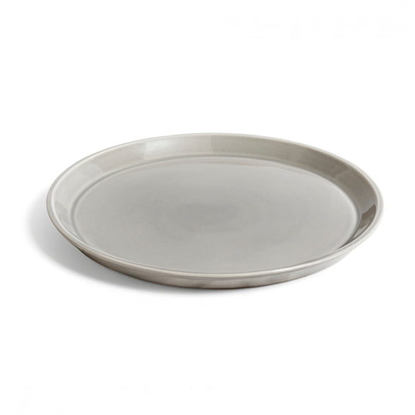 HAY Botanical Family Saucer XL: Light Grey - The Union Project
