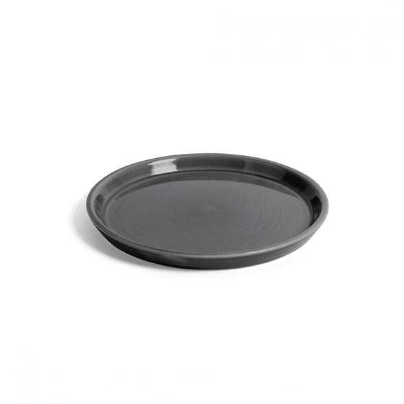 HAY Botanical Family Saucer L: Anthracite - The Union Project