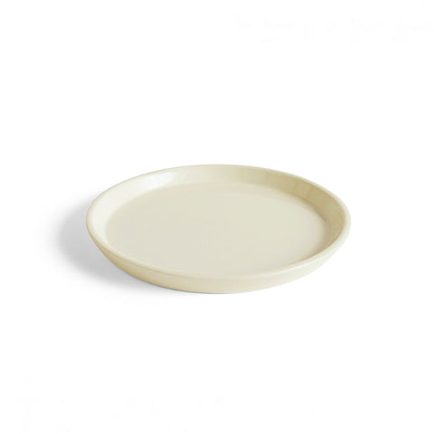 Plant Pots + Vases HAY Botanical Family Saucer L: Off White - The Union Project, Cheltenham, free delivery