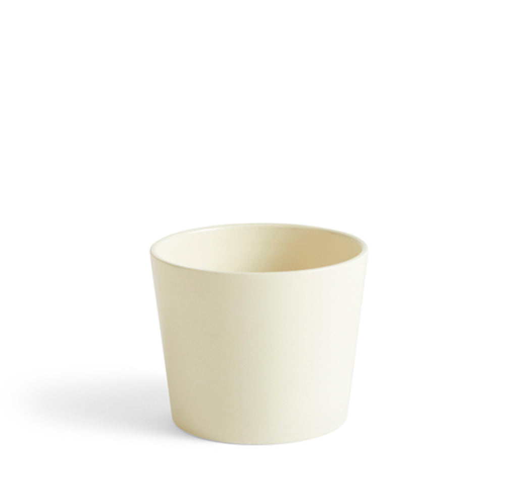 HAY Botanical Family Pot M: Off White - The Union Project