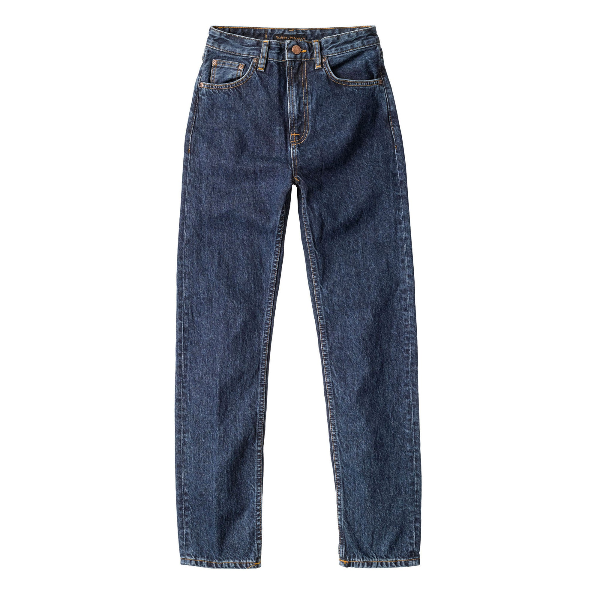 Nudie Jeans Womens Breezy Brit: Dark Stellar - The Union Project