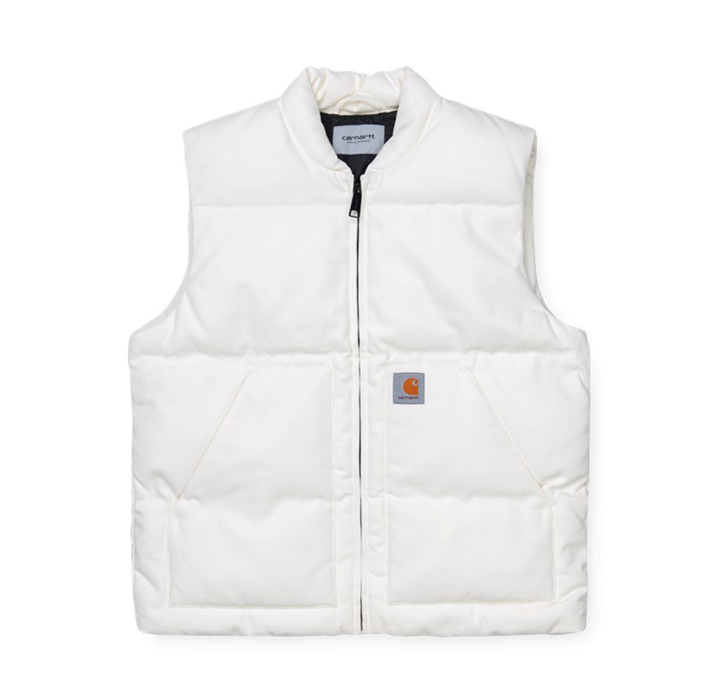 Carhartt WIP Brooke Vest: Wax - The Union Project