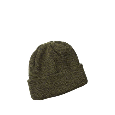 Beanies Rototo Bulky Watch Cap: Olive/Charcoal - The Union Project, Cheltenham, free delivery