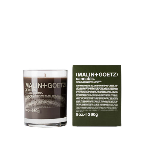 Home Fragrance + Candle Holders Cannabis Candle: 260g - The Union Project