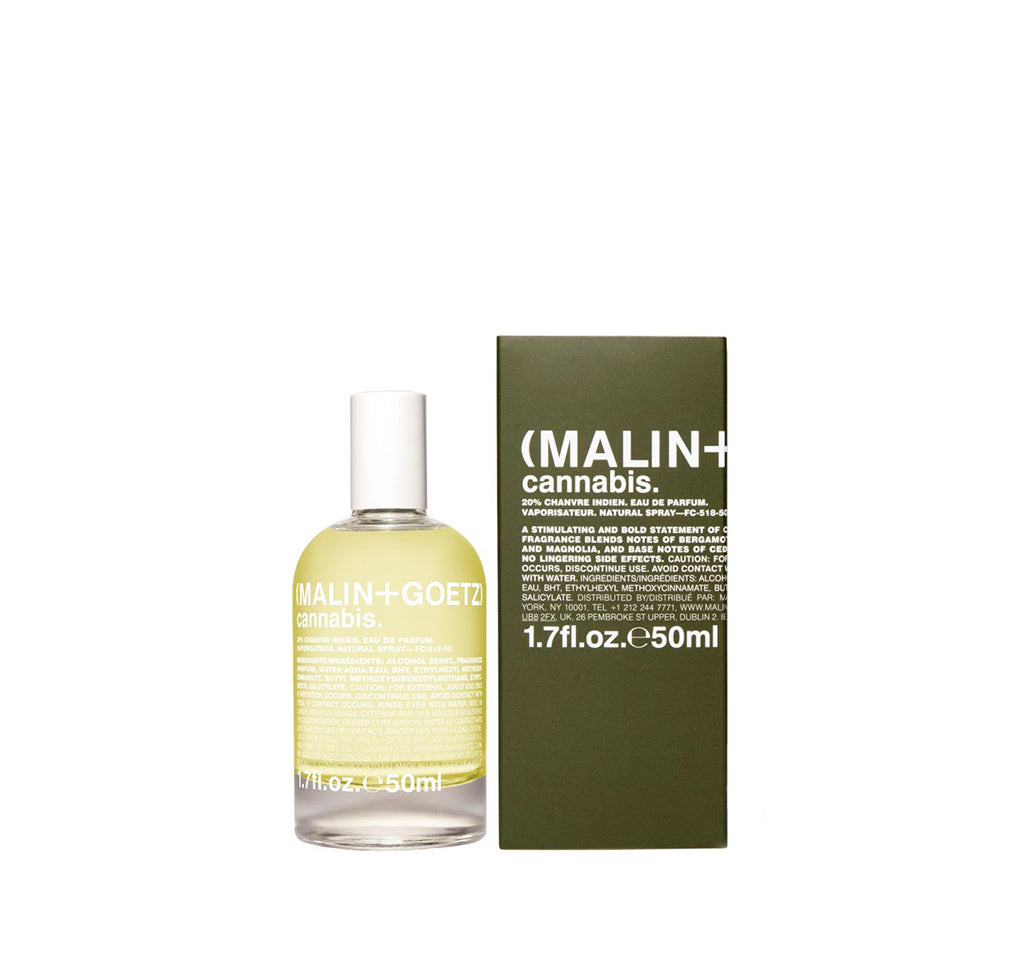 Malin + Goetz Cannabis Eau De Parfum: 50ml - The Union Project