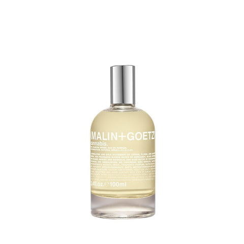 Skincare + Fragrance Malin + Goetz Cannabis Eau de Parfum: 100ml - The Union Project, Cheltenham, free delivery