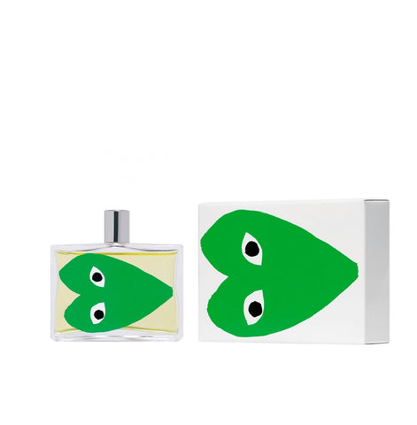 Skincare + Fragrance Comme Des Garçons Parfums CDG Play Green - The Union Project, Cheltenham, free delivery