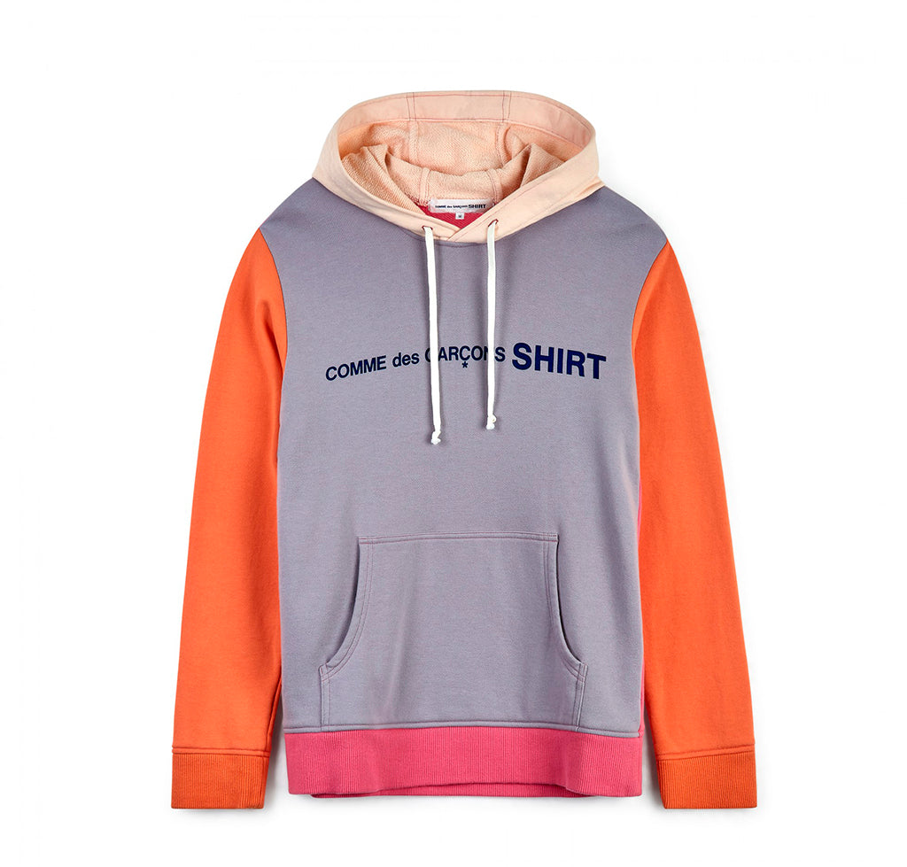 Comme des Garçons Shirt Sweat: Pink / Mix - The Union Project