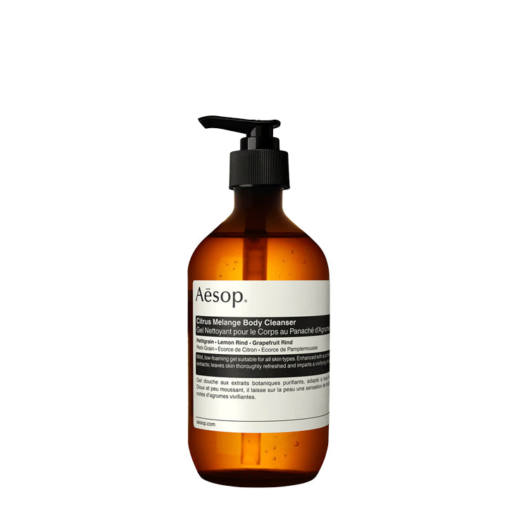 Aesop Citrus Melange Body Cleanser 500ml - The Union Project