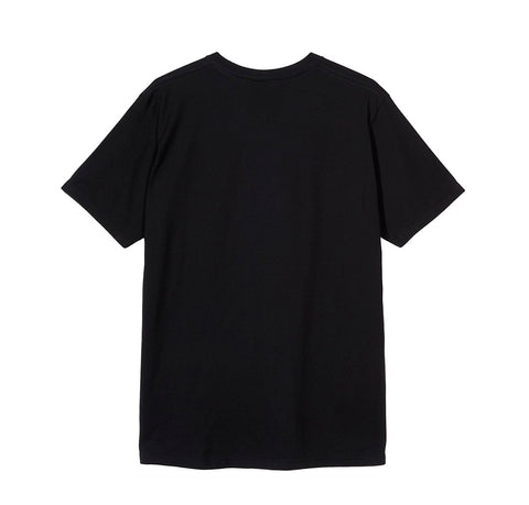 Stussy City Stack Tee: Black