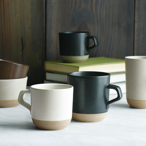 Ceramics CLK - 151 Large Mug: Black - The Union Project