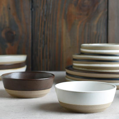 Plates + Bowls CLK-151 Bowl: Beige - The Union Project