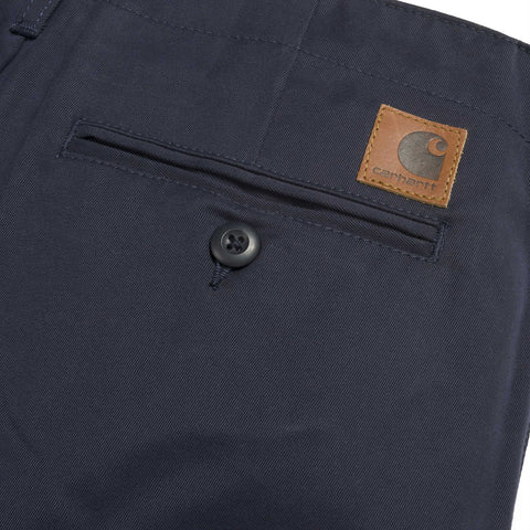 Trousers Club Pant: Navy Rigid - The Union Project