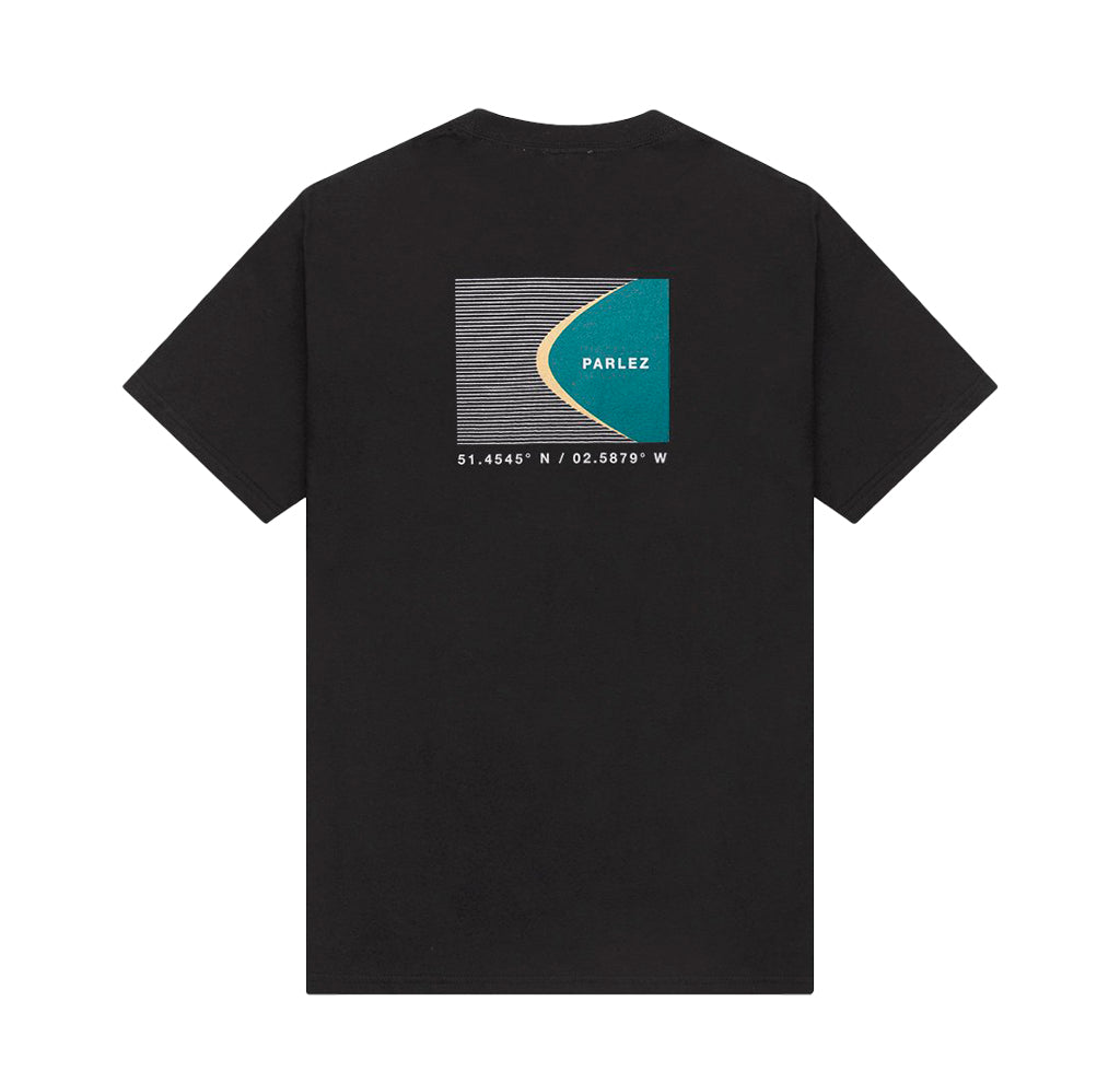 Parlez Coastal T-Shirt: Black - The Union Project