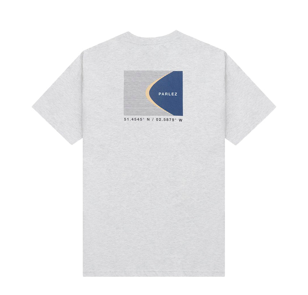 Parlez Coastal T-Shirt: Heather - The Union Project