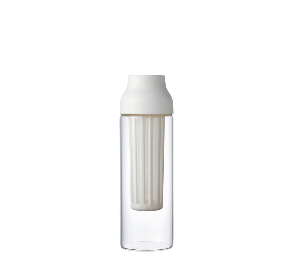 Coffeeware + Teaware KINTO Capsule Cold Brew Carafe: White - The Union Project, Cheltenham, free delivery