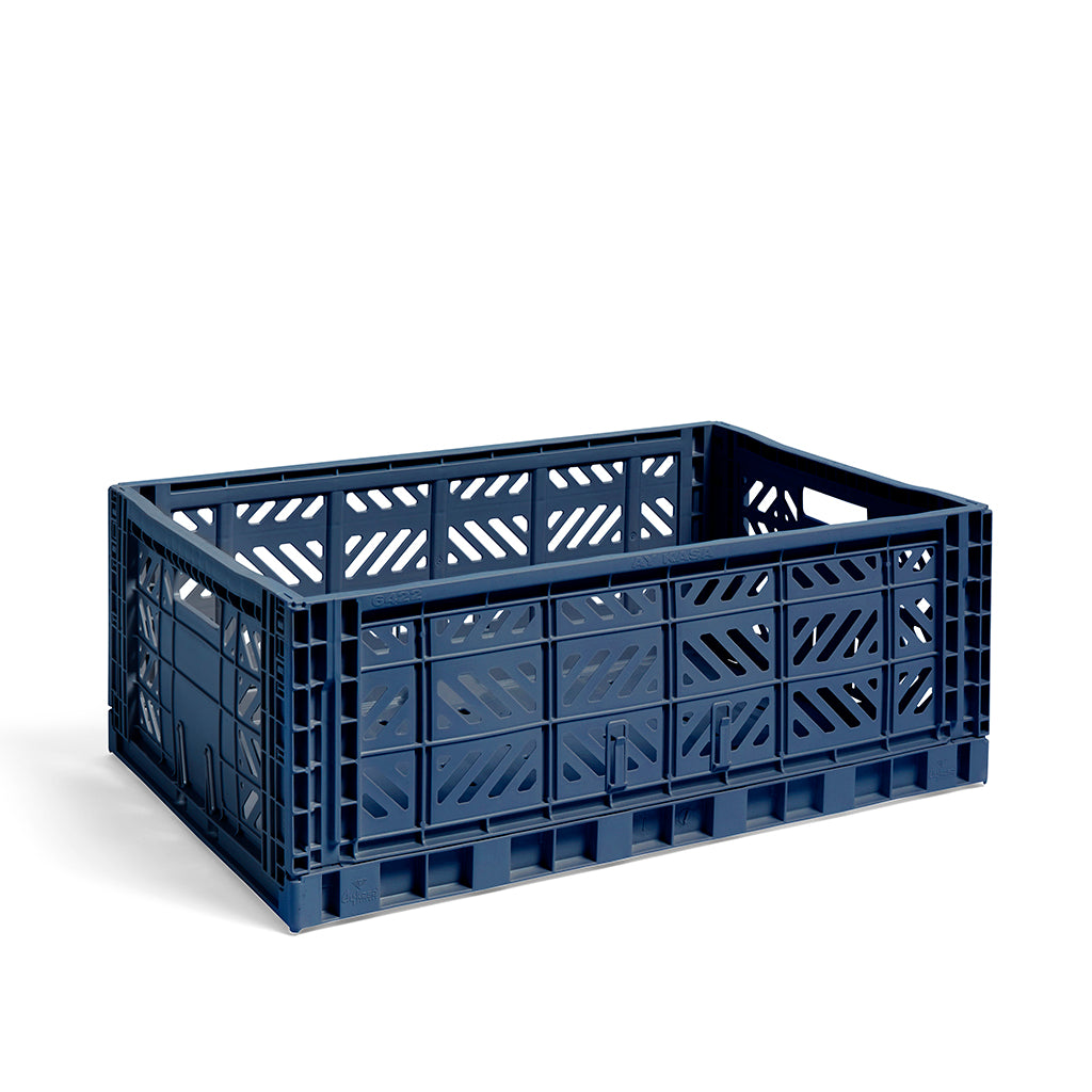 HAY Colour Crate L: Navy - The Union Project