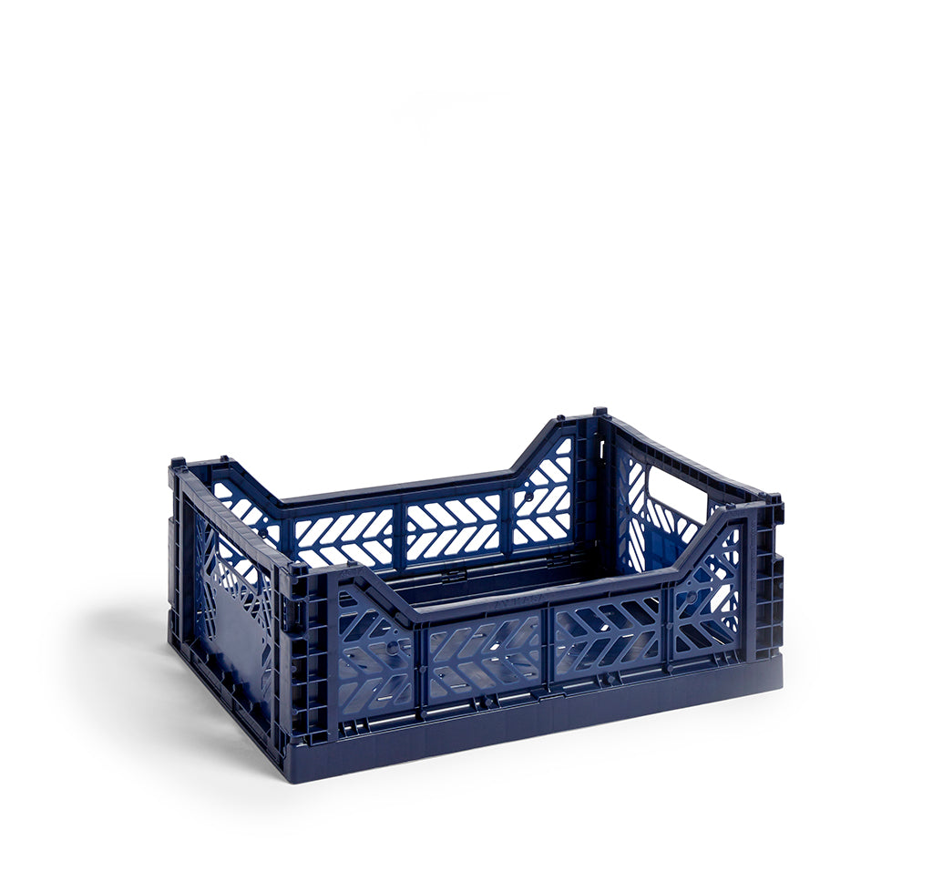 HAY Colour Crate M: Navy - The Union Project