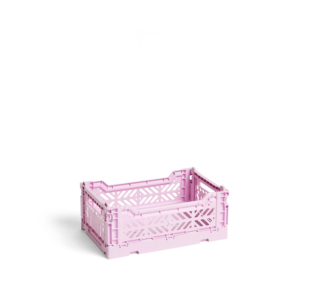 HAY Colour Crate S: Lavender - The Union Project