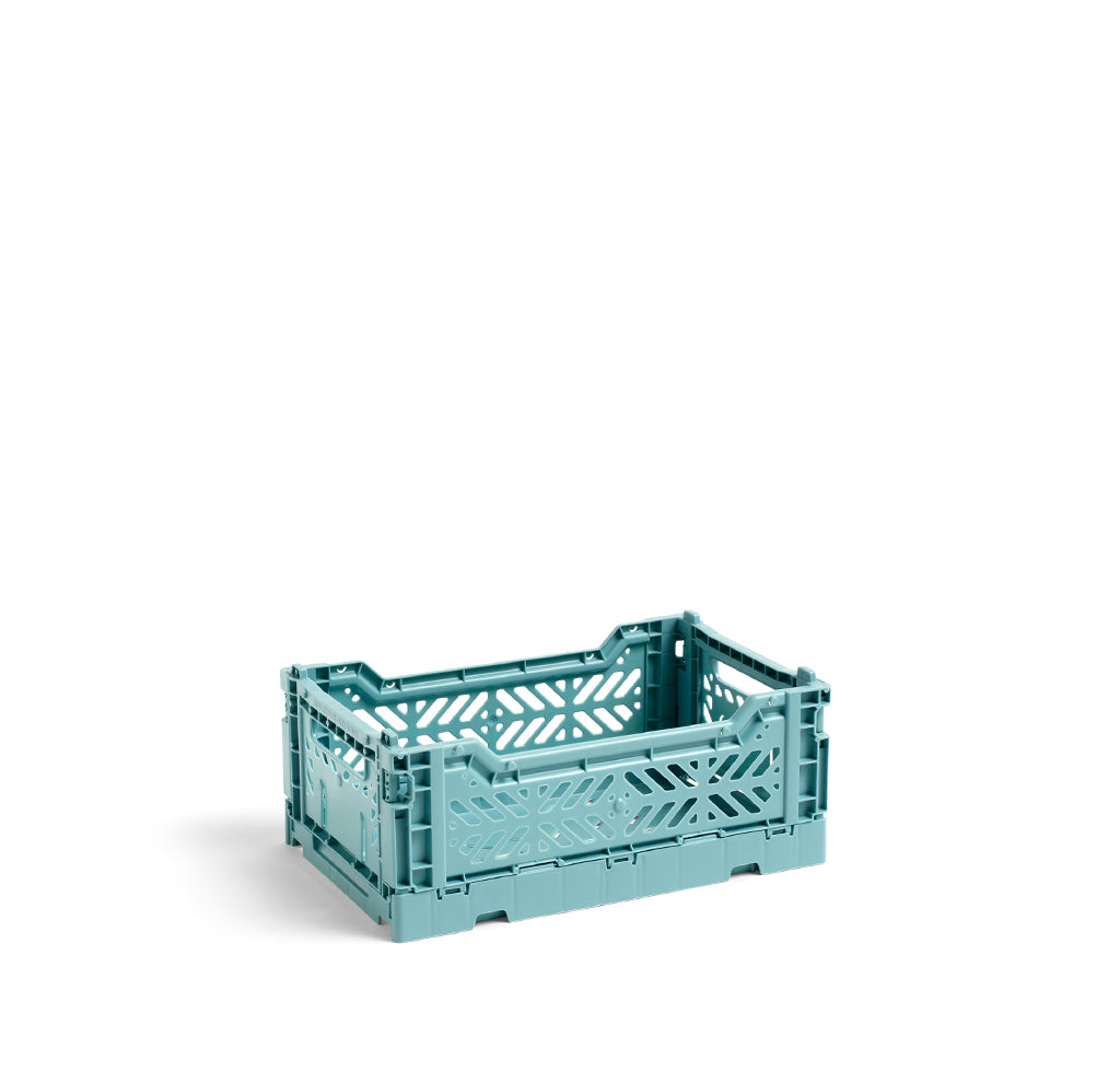 HAY Colour Crate S: Teal - The Union Project