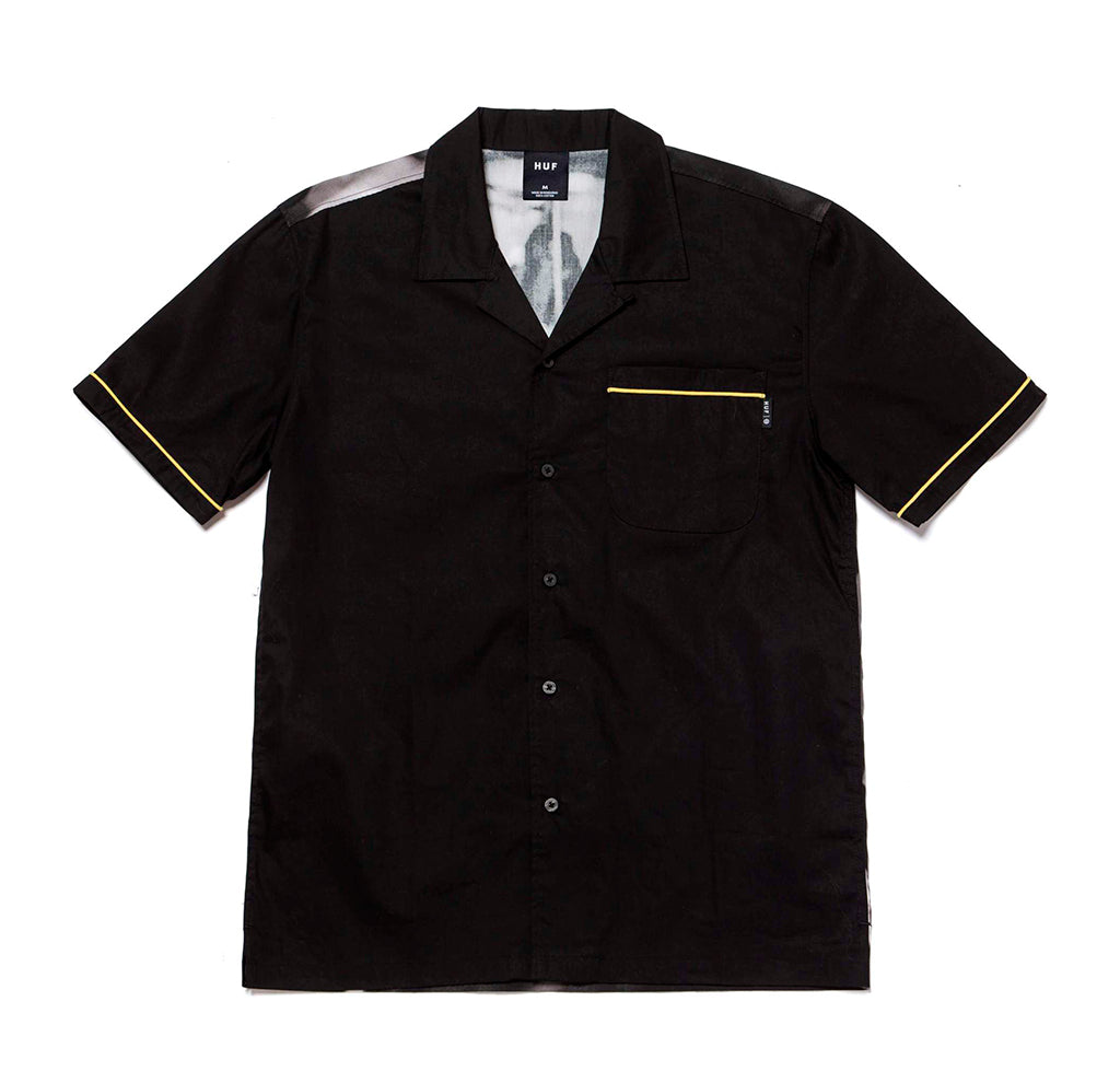 HUF x Kill Bill Crazy 88 Shirt: Black - The Union Project