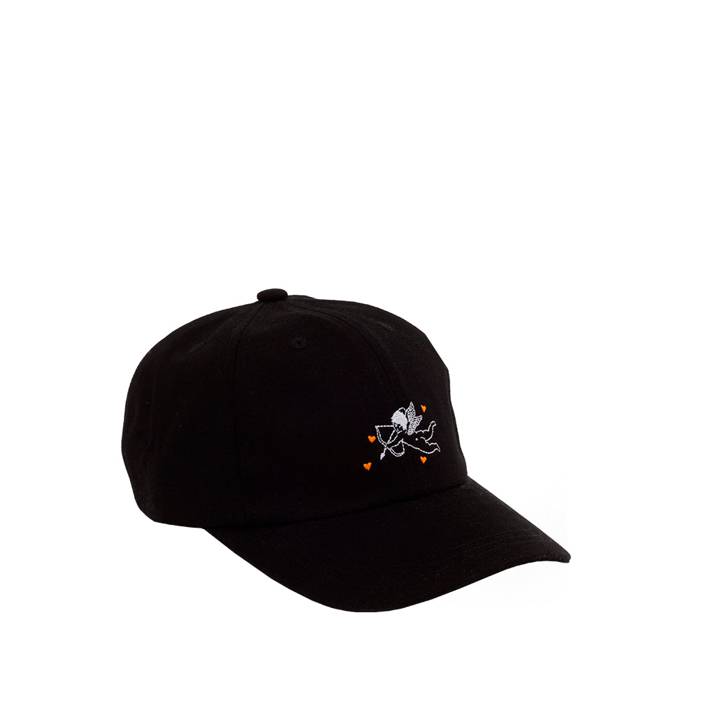 Headwear Carne Bollente Cupidante Cap: Black - The Union Project, Cheltenham, free delivery