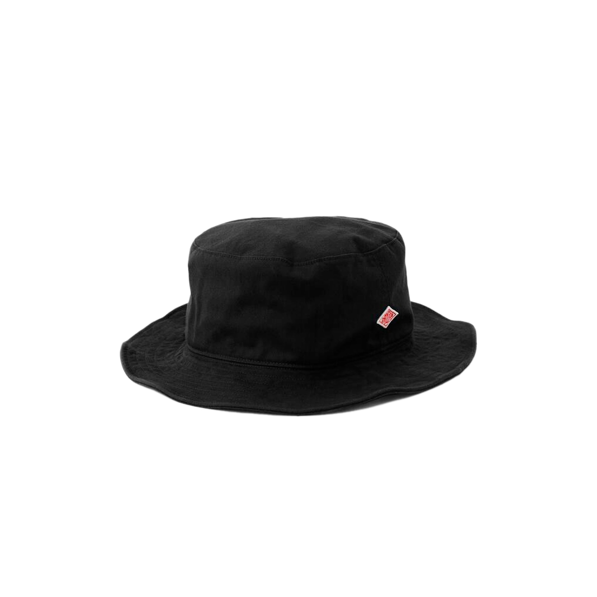 Danton Canvas Hat: Black - The Union Project