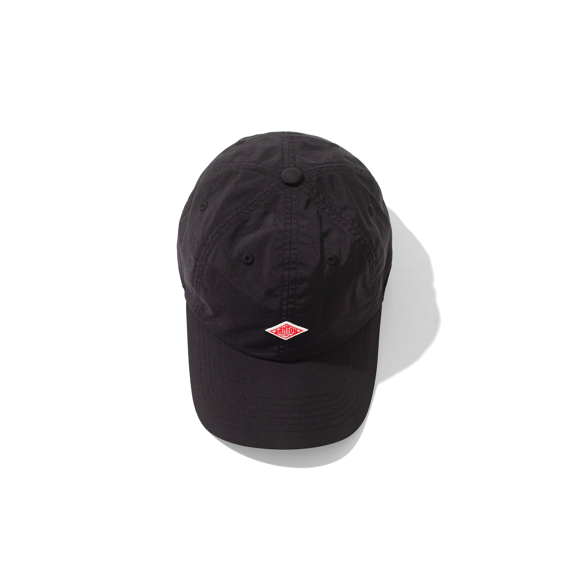 Danton Nylon Cap: Black - The Union Project