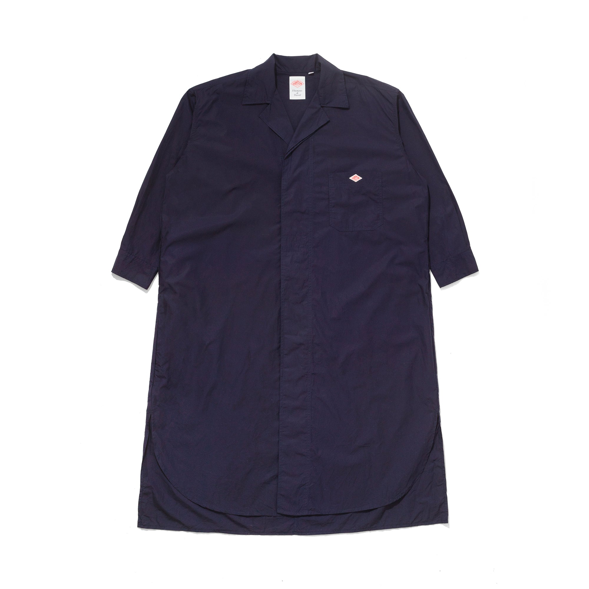 Danton Womens Work Dress: Navy - The Union Project